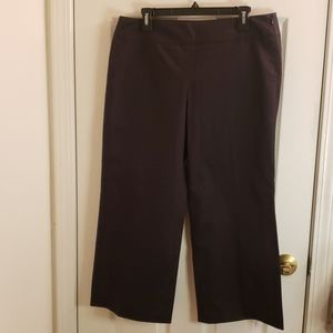 Trina Turk Black Pants Size 12